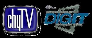 chyTV Digit Logo